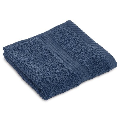 Liam Wash Cloth Color: Blue