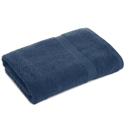 Liam Bath Towel Color: Blue