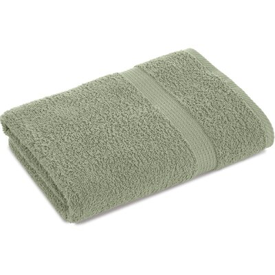 Liam Bath Towel Color: Basil