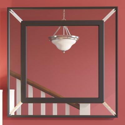 Charlton Home Essential Jazz Mirror
