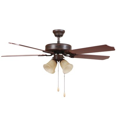 Bank 52 5-Blade Ceiling Fan