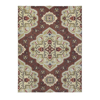 Westwood Royal Medallion Grey Area Rug Rug Size: 5 x 7
