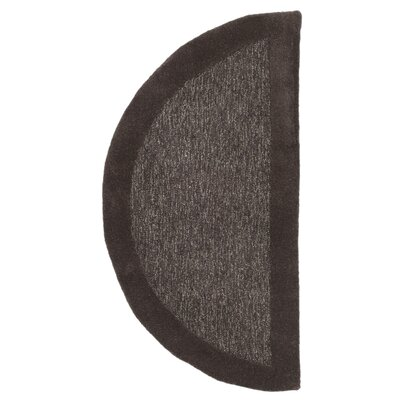 Dewsbury Hand-Tufted Gray Area Rug