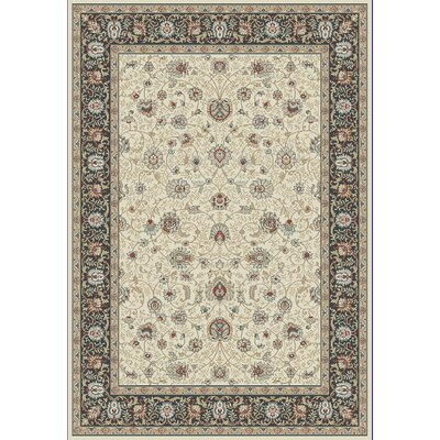 Morocco Ivory Area Rug Rug Size: Runner 22 x 710