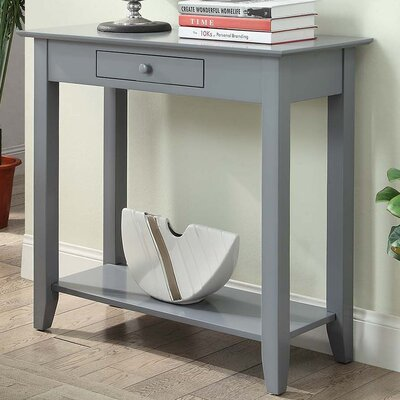 Williams Console Table Finish: Gray