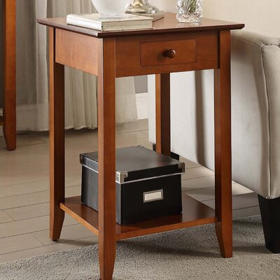 Greenspan End Table Finish: Cherry