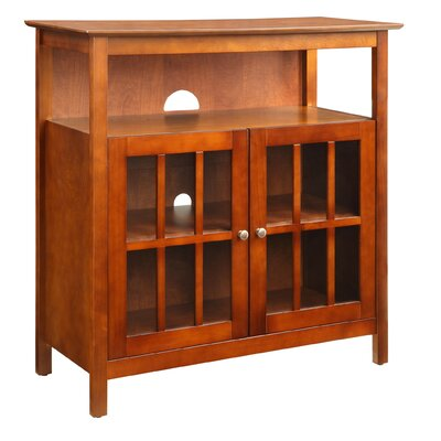 Schererville 36 TV Stand Color: Cherry