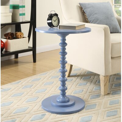 Segera End Table Color: Blue