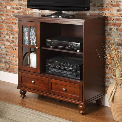 Schererville 36 TV Stand Color: Espresso