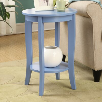 Williams Round Table Finish: Blue