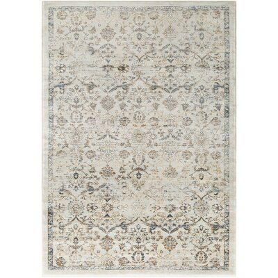 Bayou Camel/Khaki Area Rug Rug Size: Rectangle 2 x 3