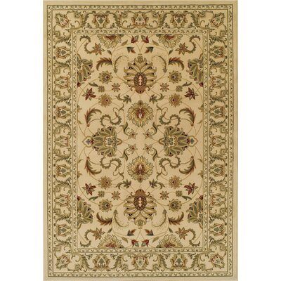 Ardaghmore Ivory Area Rug Rug Size: Rectangle 3 x 5