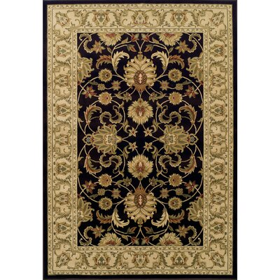Ardaghmore Chocolate Area Rug Rug Size: Rectangle 51 x 75