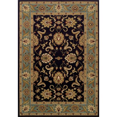 Ardaghmore Chocolate Area Rug Rug Size: Rectangle 8 x 10