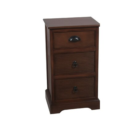 Belmore 3 Drawer Storage Cabinet