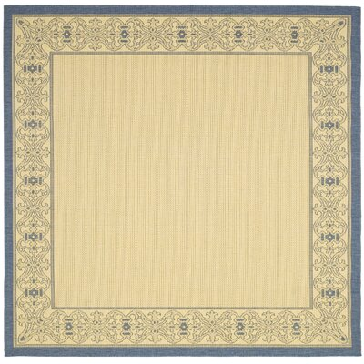 Lansbury Natural Outdoor Area Rug Rug Size: Square 710