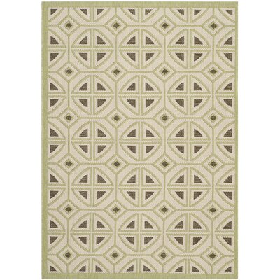 Octavius Outdoor Rug Rug Size: Rectangle 4 x 57