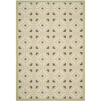 Octavius Outdoor Rug Rug Size: Rectangle 53 x 77