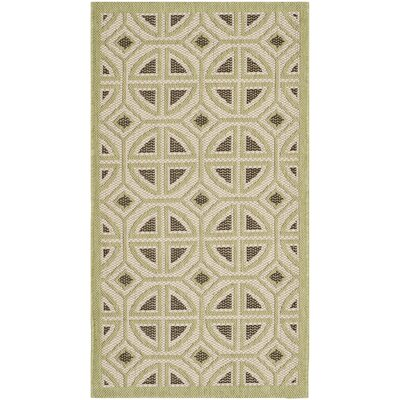 Octavius Outdoor Rug Rug Size: Rectangle 2 x 37