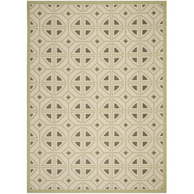 Octavius Outdoor Rug Rug Size: Rectangle 8 x 11