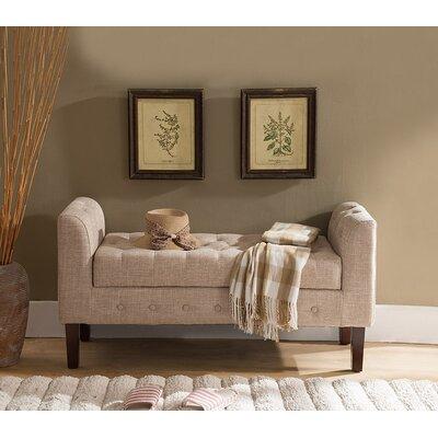 Ashland Upholstered Storage Bedroom Bench