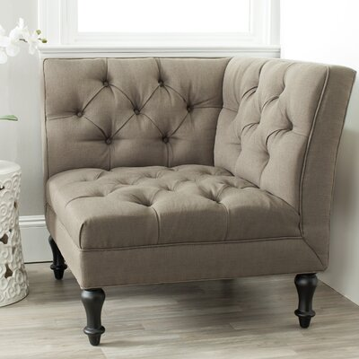 Shelbyville Polyester Club Chair