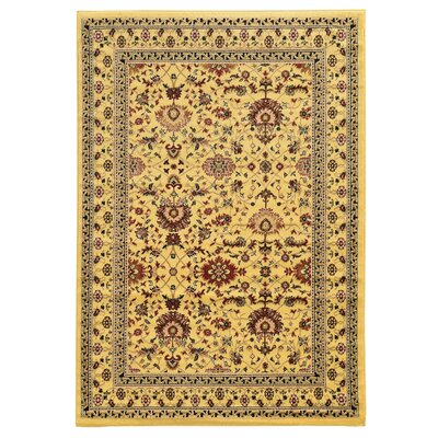 Bloomingdale Ivory Area Rug Rug Size: Rectangle 5 x 7