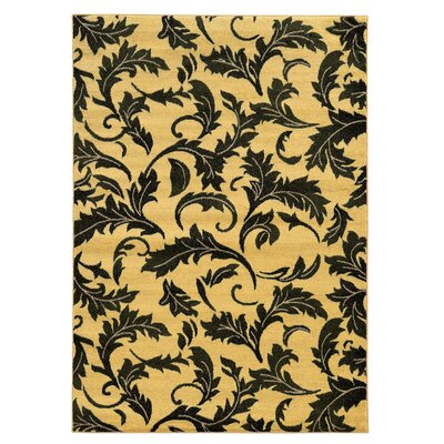 Bloomingdale Green Area Rug Rug Size: 5 x 7