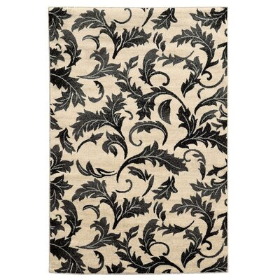 Bloomingdale Grey Area Rug Rug Size: 5 x 7