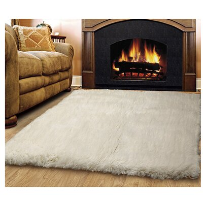 Bloomville Hand-Woven Natural Area Rug Rug Size: Rectangle 5 x 8