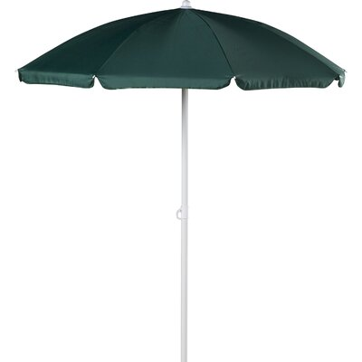 5.5 Drape Umbrella Fabric: Hunter Green