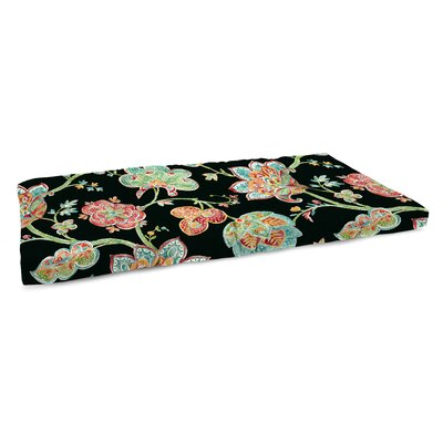 Indoor Bench Cushion Fabric: Jubilant Jewel
