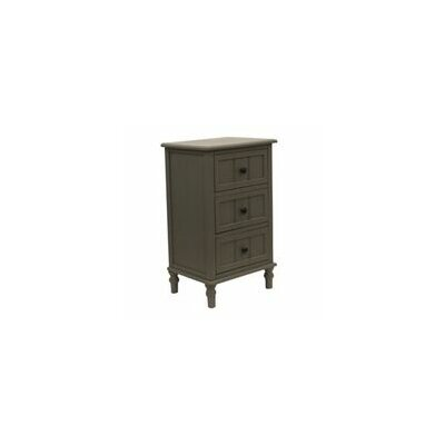 Wedgewood End Table Finish: Eased edge gray