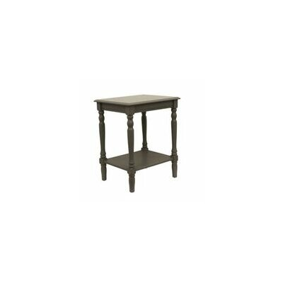 Hadenson End Table Finish: Eased edge gray