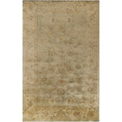 Bogard Sea Foam Area Rug Rug Size: 5 x 8