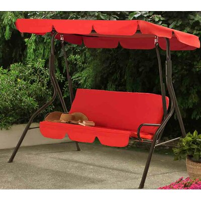 Boller Porch Swing with Stand
