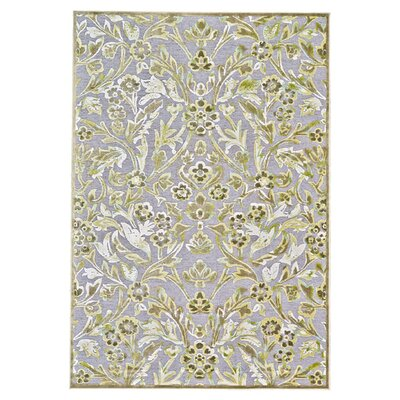 Bonnie Pewter Area Rug Size: Runner 26 x 8