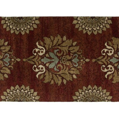 Baker Ridge Red Area Rug