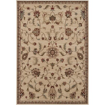 Gaskins Camel/Cinnamon Spice Area Rug Rug Size: Rectangle 66 x 98