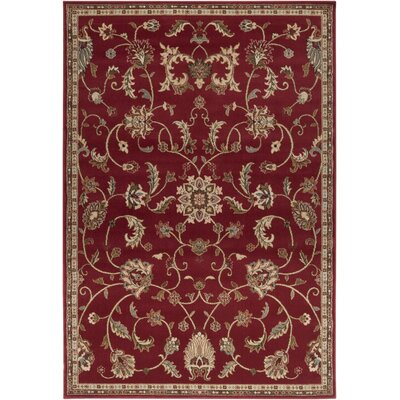 Gaskins Sienna/Caramel Rug Rug Size: Rectangle 53 x 76