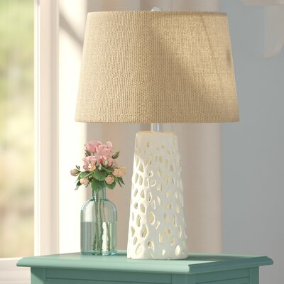 Winchester 23.25 Table Lamp Base Color: White
