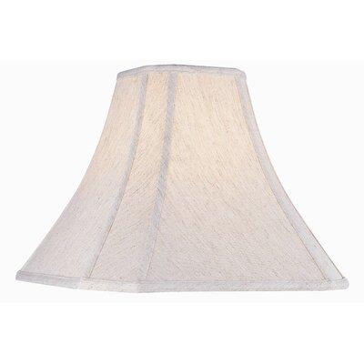 Linen Bell Lamp Shade Size: 12