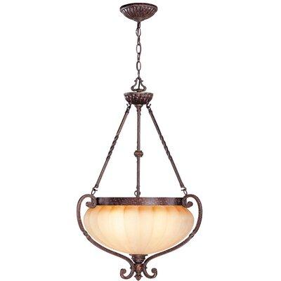 Corcoran 3-Light Inverted Pendant