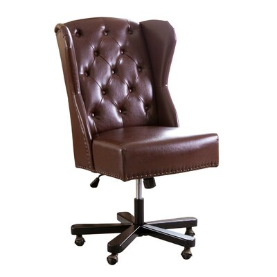 Clearfield Leather Executive Chair