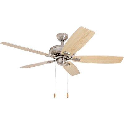 52 Fletcher 5-Blade Ceiling Fan