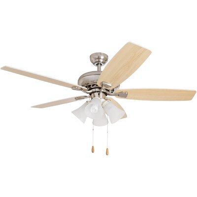 52 Redfern Contemporary 5-Blade Ceiling Fan
