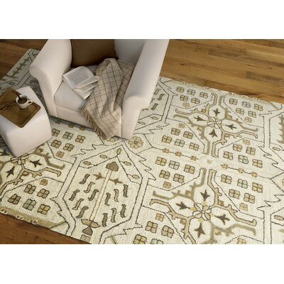 Dartmoor Hand-Tufted Mushroom Area Rug Rug Size: Rectangle 76 x 9