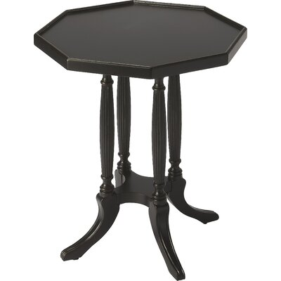 Bulwell End Table Color: Black Licorice