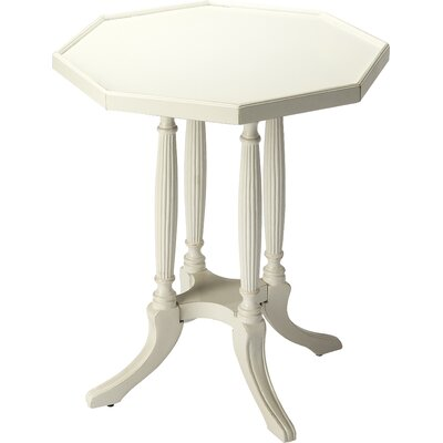 Bulwell End Table Color: Cottage White