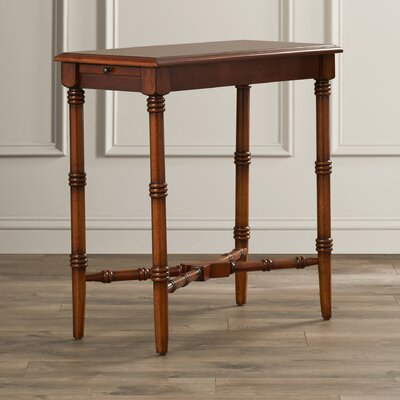 Bulwell End Table Color: Cherry Veneer/Antique Cherry